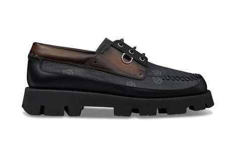 Modern Revised Boat Shoes