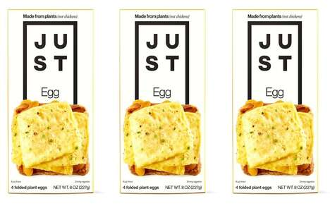 Plant-Based QSR Ingredients - Eat Just Vegan Egg Substitute is Coming to Dicos in China