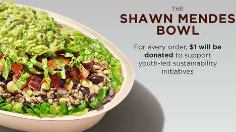 Singer-Inspired Burrito Bowls