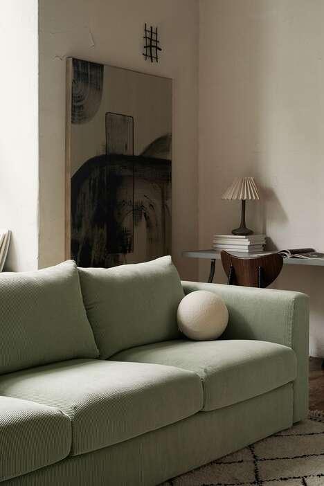 Corduroy Sofa Covers