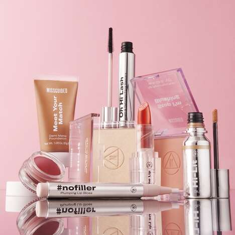 Fast-Fashion Beauty Brands