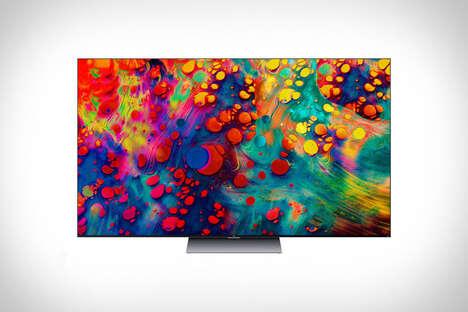 Content-Upscaling 8K TVs