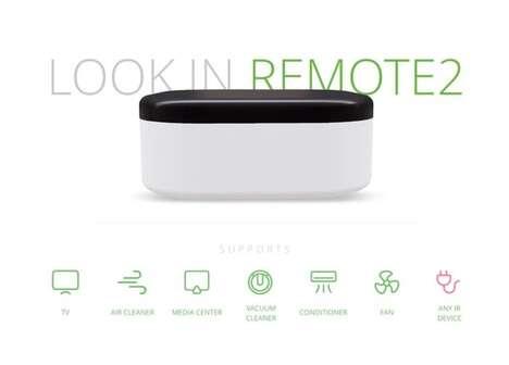 Smart Home Hub Remotes