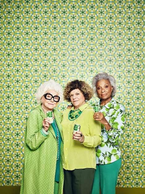 Women-Led Drink Trios