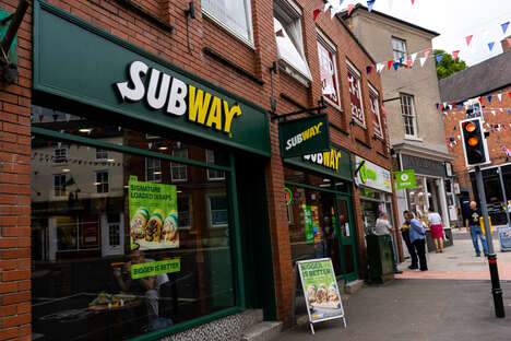Sandwich Chain Supermarket Expansions