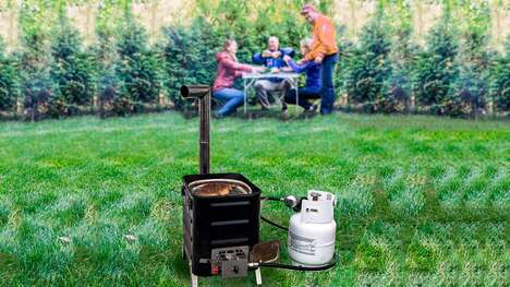 Universal Fuel Camping Stoves