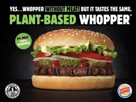 Iconic Plant-Based Burgers