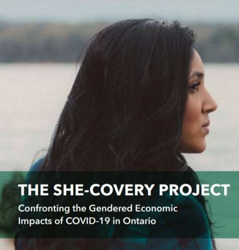 Female Employment Support - The She-Covery Project Confronts Gendered Job Loss Amid COVID-19