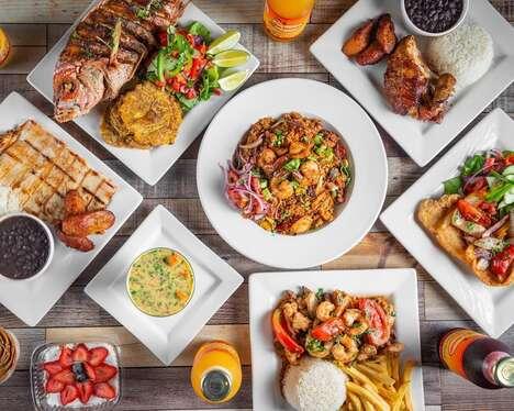 Homestyle Peruvian Restaurants