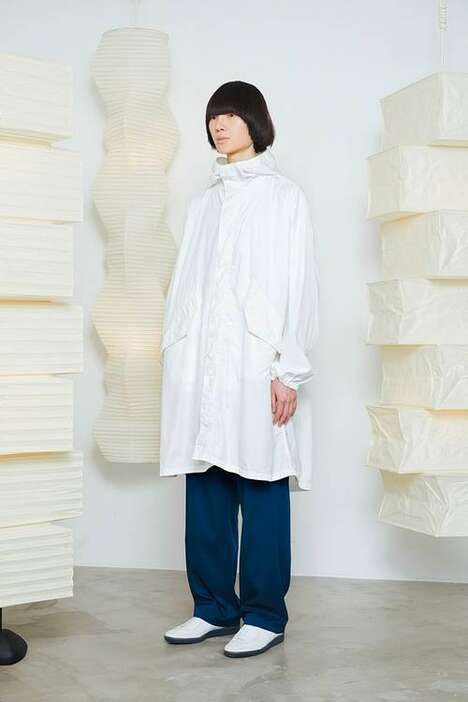 Minimal Spring Oversized Fashion