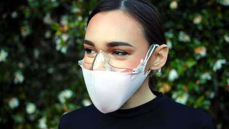 Floating Mask Face Shields