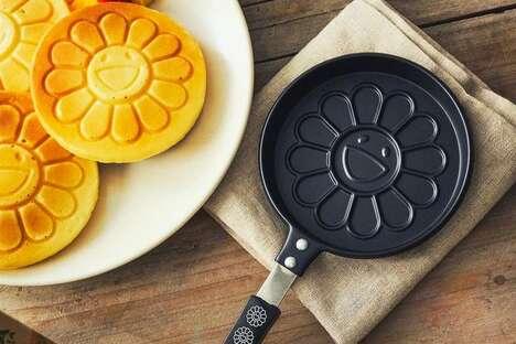 Pop Art Pancake Pans