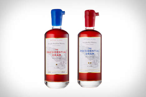 Presidentially Themed Spirits
