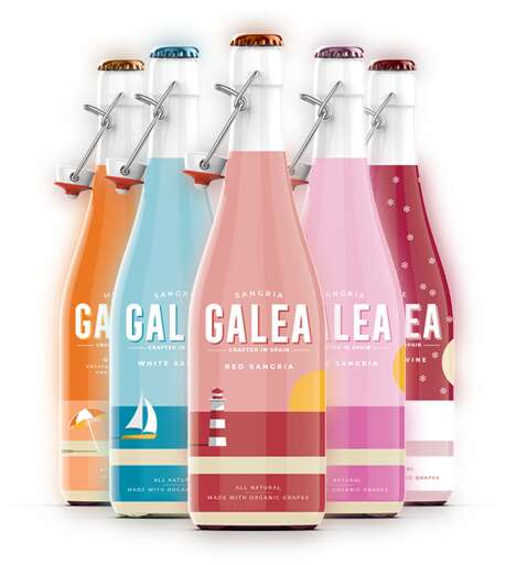 Modern Mediterranean Wine Selections