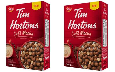 Canadian Coffee Shop Cereals