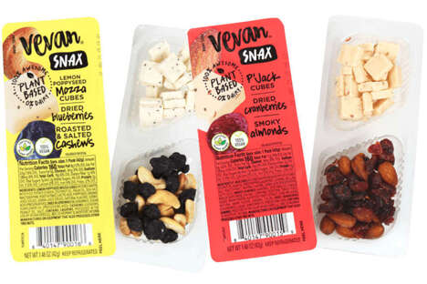 Plant-Based Snack Packs