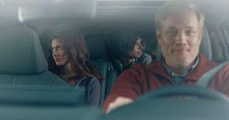 Spacious Car Interior Ads