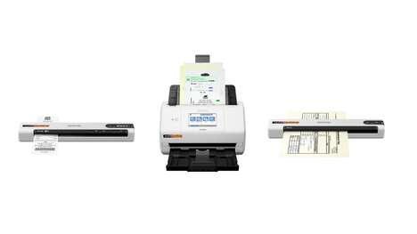 WFH Receipt Scanners