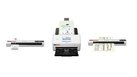 WFH Reciept Scanners