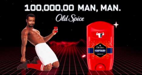 Gamer-Targeted Deodorant Campaigns