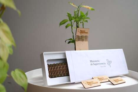 Wearable Plant-Monitoring Systems