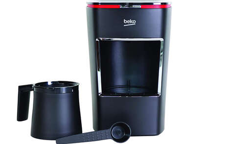 One-Touch Turkish Coffee Makers
