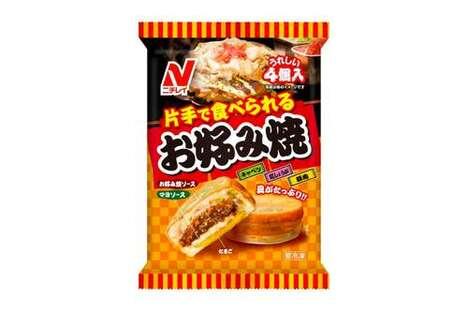 Microwavable Savory Okonomiyakis