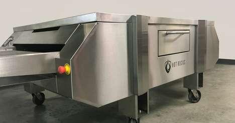 Efficient Next-Gen Pizza Ovens