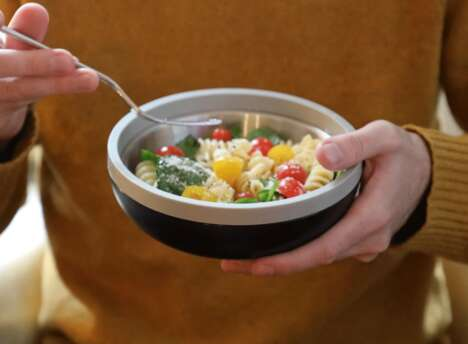 Conductive Cooking Bowls