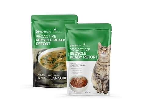 Mono-Material Food Packaging