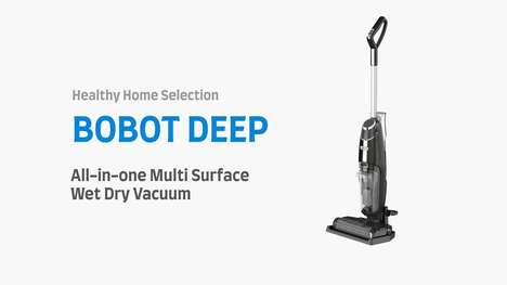 All-in-One Multi-Surface Vacuums