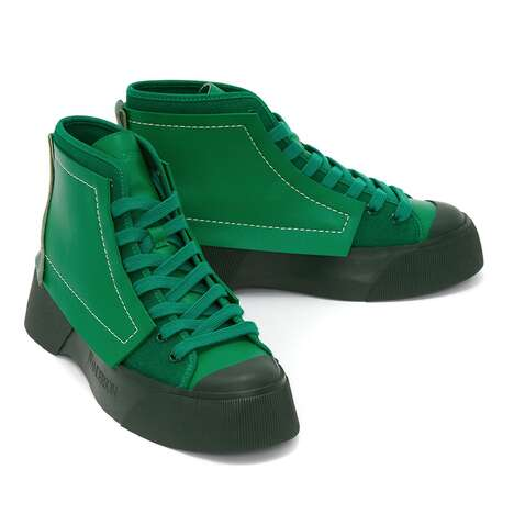 Simplified Retro Sneakers