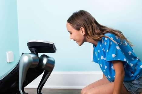 Decentralized AI Robotic Dogs