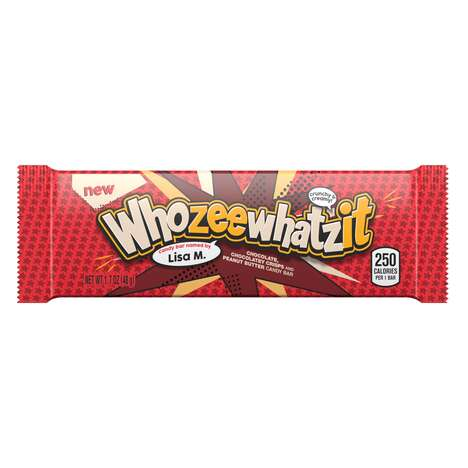 Multi-Textured Candy Bars