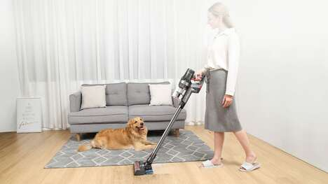 Cordless HEPA Filtration Vacuums