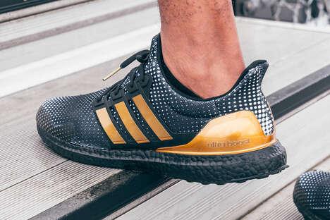 Footballer-Approved Footwear