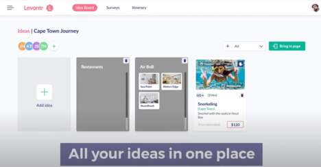 Collaborative Travel Planning Platforms