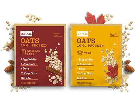 Free-From Morning Oat Cereals