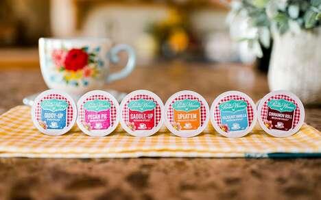 Food Blogger Coffee Ranges