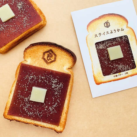 Toastable Dessert Slices
