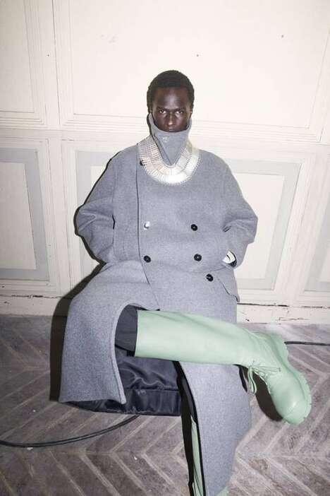 Understated Elegant High Fashion