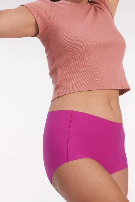 Carbon Neutral Underwear Collections