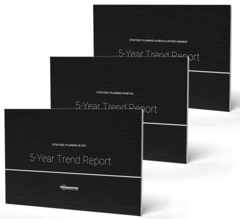 Premium 5 Year Trend Reports