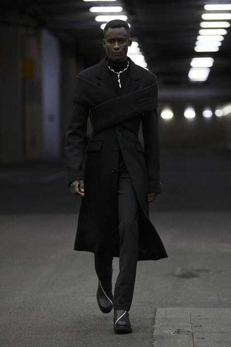 Nightlife-Themed Fall Fashion