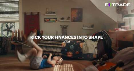 Workout-Inspired Finance Ads