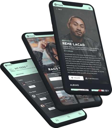 Financial Literacy Audio Apps