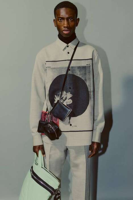 American Painter-Inspired Fall Fashion