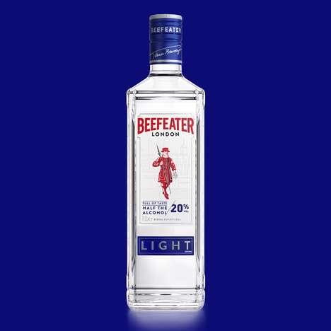 Light Gin Spirits