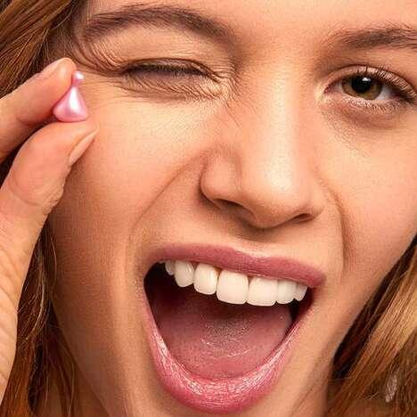 Biodegradable Single-Dose Skincare