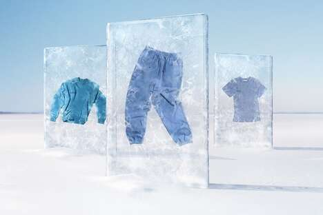 Arctic-Inspired Sweats Collections